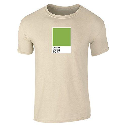 Pop Threads -  T-shirt - Uomo Sand