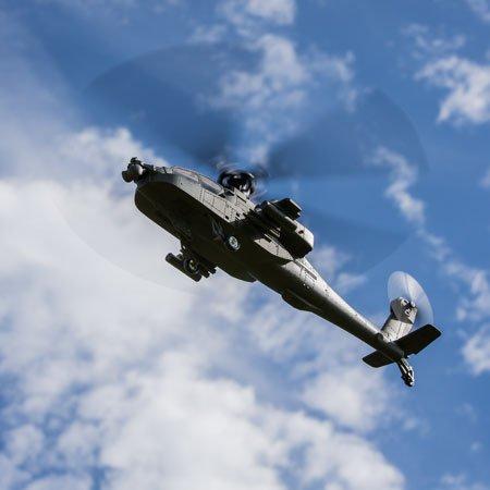 Blade BLH2580EU Micro Apache AH-64 BNF EU M2