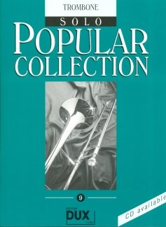 Popular Collection 9. Posaune, Solo