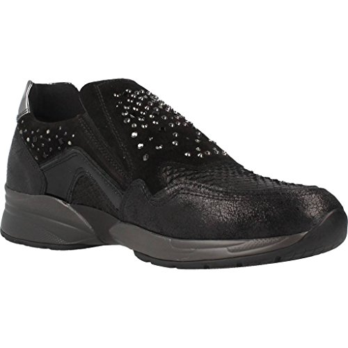 Basket, couleur Noir , marque NERO GIARDINI, modÚle Basket NERO GIARDINI A616033D Noir Noir