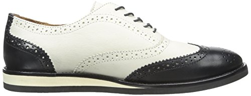 Polo Ralph Lauren Johnsly Suede Oxford Black/ivory