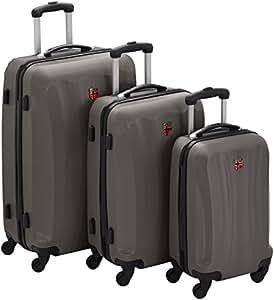 geographical norway gep ck sets 28 cm 201 l grau koffer rucks cke taschen. Black Bedroom Furniture Sets. Home Design Ideas