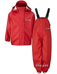 Kozi Kidz Kids' Essential Waterproof Rain Set
