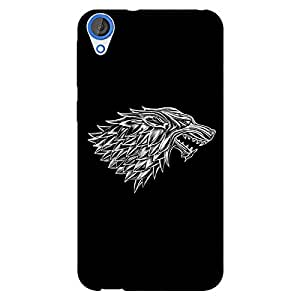 EYP Game Of Thrones GOT House Stark Back Cover Case for HTC Desire 820Q