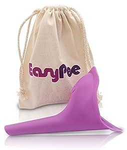 EasyPee Frauenurinal für unterwegs - Stehpinkler inkl