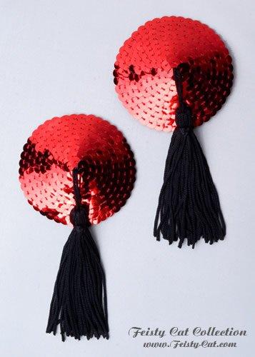 nippel-pasties-mit-tassels-burlesque-rot-schwarz