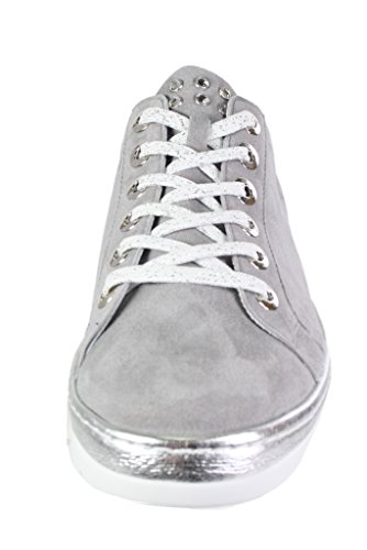 Semler R8055 042 018, Scarpe stringate donna Grau