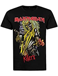 Magic Custom Iron Maiden - T-Shirt Noir Killers