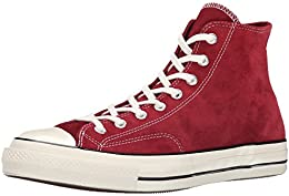 all star converse rosse 38.5