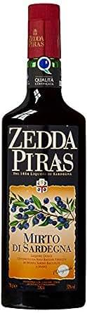 Mirto Rosso Zedda Piras 4015271 Liquore, Cl 70