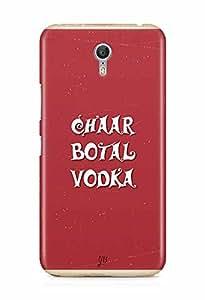 YuBingo Chaar Bottle Vodka Designer Mobile Case Back Cover for Lenovo Zuk Z1