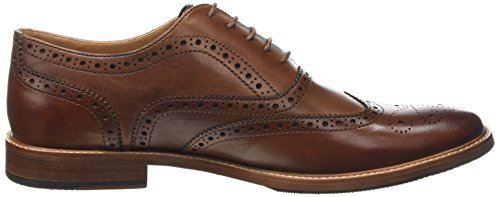 Aldo Bartolello, Richelieu homme Marron - Brown (Cognac/28)