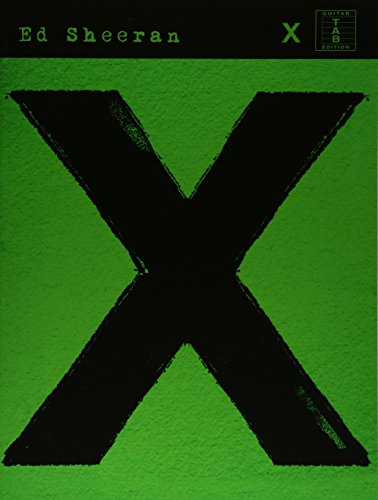 Ed Sheeran: X (TAB) (Guitar Tab) por Ed Sheeran