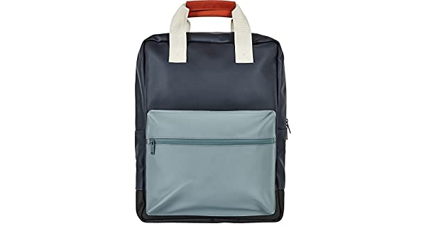 f7bfad0b4 Rains Scout Bag One Size Blue/Rust/Pacific/Moon/Rust: Amazon.co.uk: Clothing