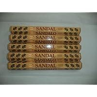 Hem Sandal (Sandalwood) 100Räucherstäbchen Sticks (5x 20Stick Packs) by Hem preisvergleich bei billige-tabletten.eu