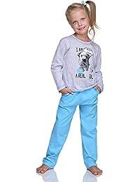 Timone Pijama Conjunto Camisetas y Pantalones Vestidos de Cama Niña 1012 1013