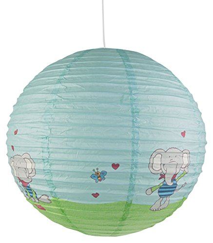 Niermann Standby - Lámpara de colgar en forma de balón, papel, Lolo...