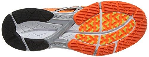 ASICS - Gel-Ds Trainer 20, Scarpe Da Corsa da uomo Arancione (Flash Orange/Silver/Black 3093)