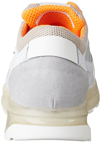 Bogner New York M1e, Sneakers basses homme Weiß (White/Orange)