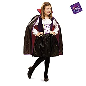 My Other Me - Halloween Vampiresa Disfraz, Multicolor, 3-4 años, Fun Company 203272