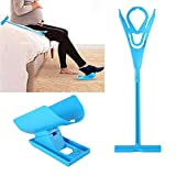 KEYI Sock Slider Easy on Easy off-Wear Sock Slider Kit Assist Puller Donne in Gravidanza,diabetici,Aiuto per l'Assistenza alla trazione