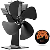 GalaFire - Kaminofen Ventilator Fan Eco Fan