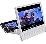 Bildschirmlupe, Handy 7,8 Zoll 3d-hd-filmvideoverstärker Mit Faltbarem Halterstand Kompatibel Mit Iphone X / 8/8 Plus / 7 / 7plus Und Allen Anderen Smartphones