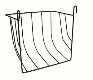 Râtelier à foin à accrocher, 20 × 18 × 12 cm pour petit animal