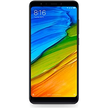 Redmi 5 (Black, 3GB RAM, 32GB Storage)