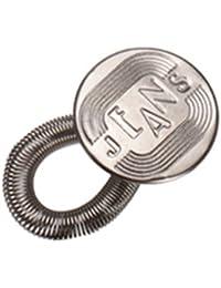 Rallonge extenseur ressort bouton de pantalon ou jupe - Jeans