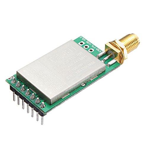 ILS - 433MHz E32-TTL-100 LoRa SX1278/SX1276 433M RF FCC CE UART USART Wireless Transceiver Module