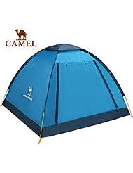 engranaje al aire libre Camel tres cuartas partes tienda al aire libre tienda de campaña al aire libre del alpinismo