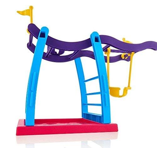 Fingerling Baby Monkey Toy Escalade Frame Climbing