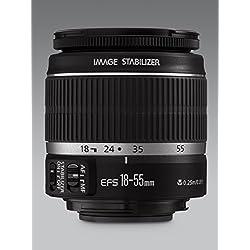 Canon Zoom EF-S 18-55 mm f/3,5-5,6 IS stabilisateur d'image optique