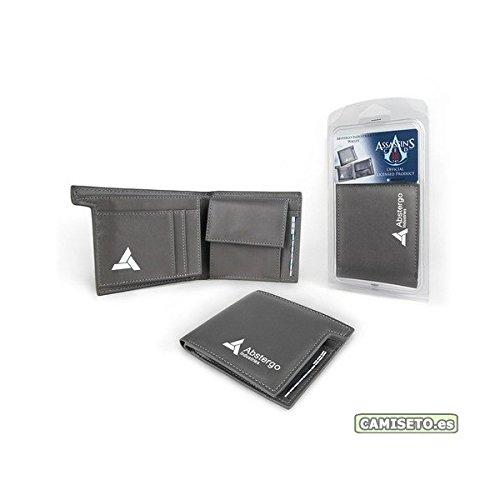 Preisvergleich Produktbild Assassins Creed Geldbeutel Tri-Fold Abstergo Industries