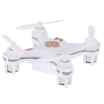 Cheerson CX-10A 4CH RC Quadcopter NANO Drone UFO with Headless Mode with RC battery bandage
