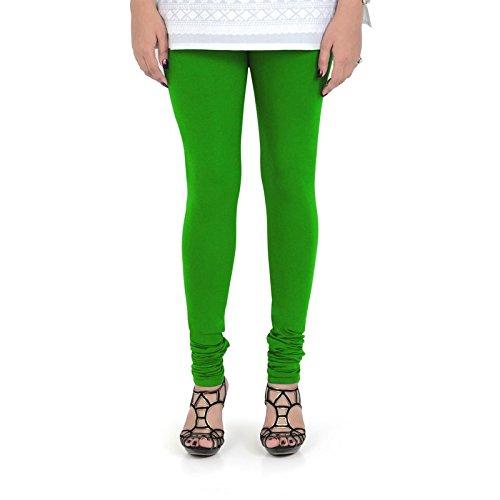 Adhira Creation Women's Cotton Leggings_Multi coloured