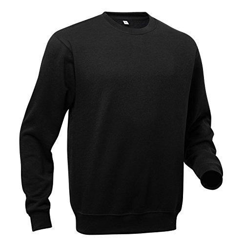 Pro RTX Herren Sweatshirt (7XL) (Schwarz)