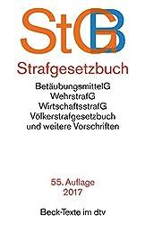 Strafgesetzbuch StGB (dtv Beck Texte)