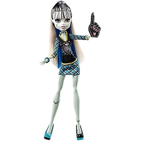 Monster High - Muñecas Asustadoras: Frankie (Mattel BDF08)