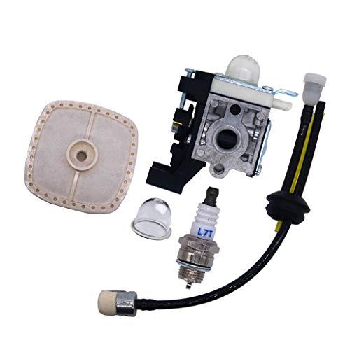 Homyl Vergaser Luftfilter Trimmer Carburetor Carb für Echo SRM-225 SRM-225i SRM-225SB SRM-225U - Vergaser Srm-225 Echo