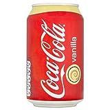 Coca-Cola Vanilla 330ml x 24 Cans