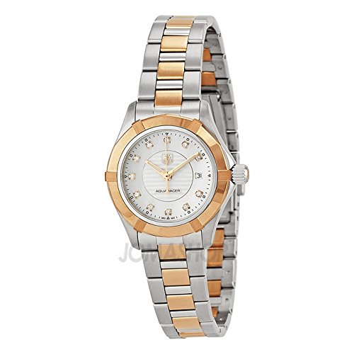Tag Heuer Aquaracer Mutter von Pearl Damen-Armbanduhr