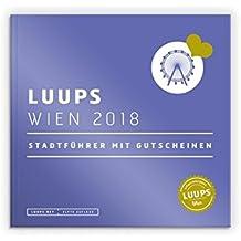 LUUPS Wien 2018: Stadtführer mit Gutscheinen