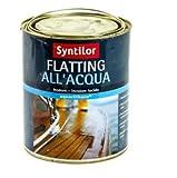 Syntilor Flatting 2,5 LT Acqua Protettivo Legno Protezione Estrema - tonalità: Antracite