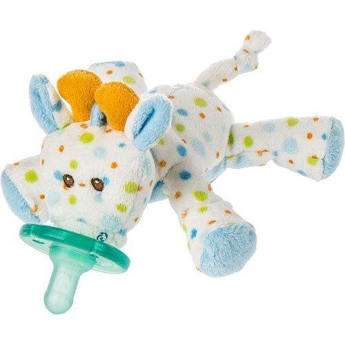 Mary Meyer 15cm Wubbanub Little Stretch Giraffe Schnuller Spielzeug