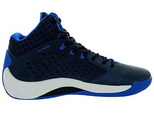 JORDAN JORDAN uomo scarpe da basket 768931 003 JORDAN RISING HIGH Blu bianco