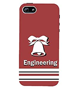printtech Engineering Back Case Cover for Apple iPhone 4::Apple iPhone 4S
