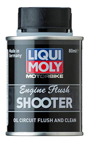 Buy LIQUI MOLY 20597 Motorbike Engine Flush Shooter (80 ml) online in India at discounted price