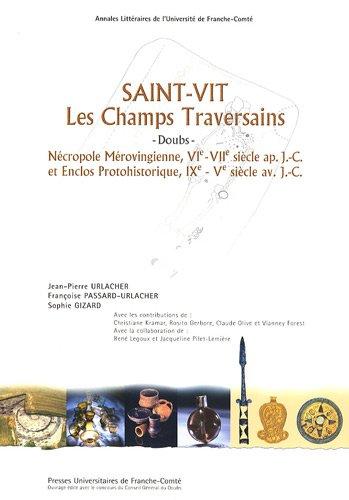 Saint-Vit - Les Champs Traversains (Doub...